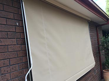 External Blinds